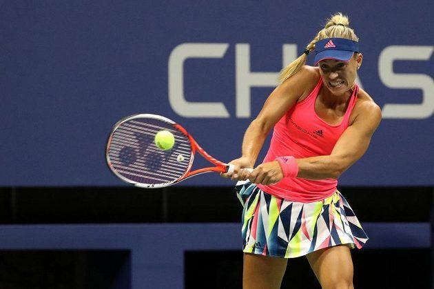 Němka Angelique Kerberová vyzve ve 4. kole US Open Petru Kvitovou.