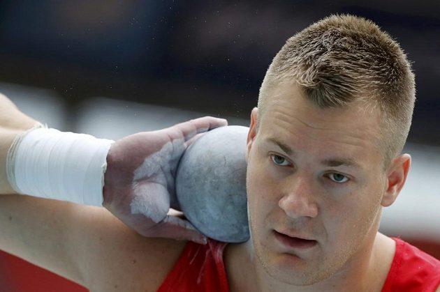 Koulař Martin Stašek si v kvalifikaci zajistil účast ve finále MS.