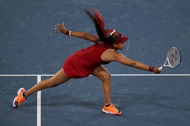 Naomi Ósakaová nezvládla tlak domácího turnaje