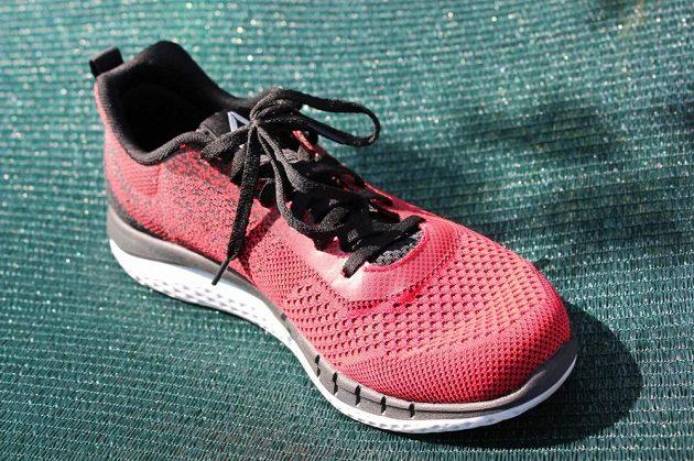Reebok Print Run Prime Ultraknit - lehká, pohodlná bota.