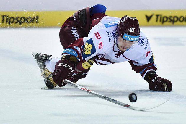 Martin Réway ze Sparty Praha.