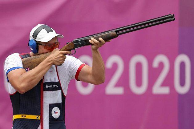 Skeetař Jakub Tomeček se do finále olympijského turnaje neprobojoval. Skončil sedmý.