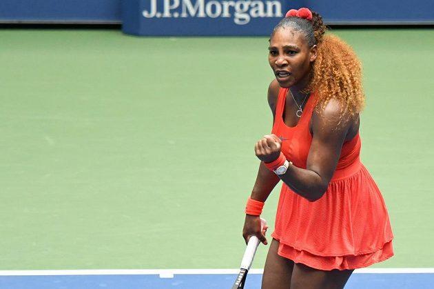 Serena Williamsová je na US Open v semifinále