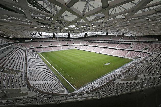 Nový fotbalový stadión v Nice dostal jméno Allianz Riviera.