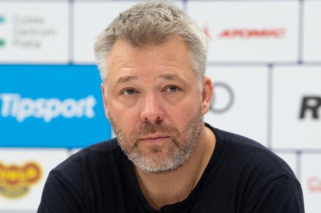 Lyžařský trenér Ester Ledecké Tomáš Bank.