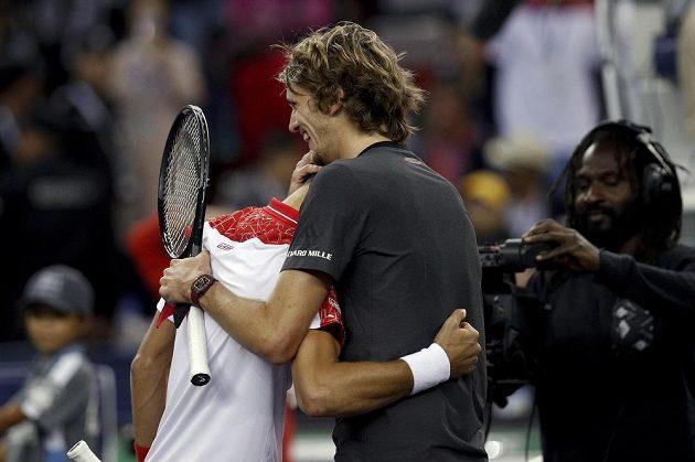 Novak Djokovic nedal Zverevovi šanci