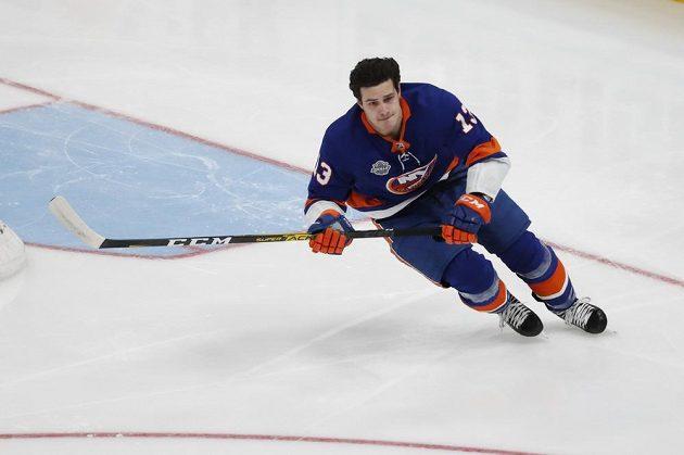 Matthew Barzal z NY Islanders vyhrál klání o nejrychlejšího bruslaře. Byl rychlejší i než trojnásobný vítěz v této disciplíně, Connor McDavid.