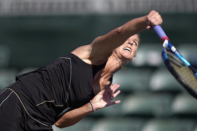 Tenistka Karolína Plíšková skončila v Indian Wells ve 3. kole. Rodačka z Loun se nemohla opřít o svou tradiční zbraň - dobré podání.
