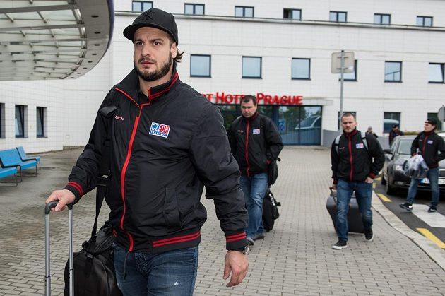 Útočník české reprezentace Martin Zaťovič.