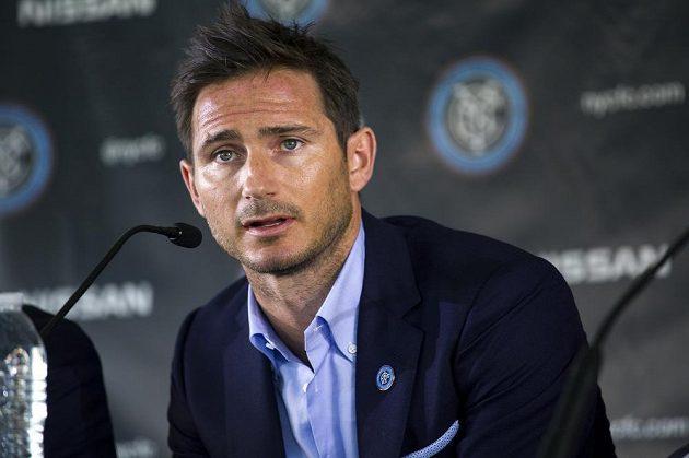 To Frank Lampard z Chelsea přestoupil do New Yorku. Na podzim ale bude hrát za Manchester City.