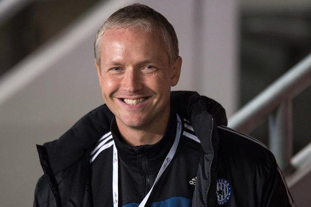 Úspěšnou premiéru na lavičce Sigmy Olomouc absolvoval v pátek v Edenu trenér Václav Jílek.