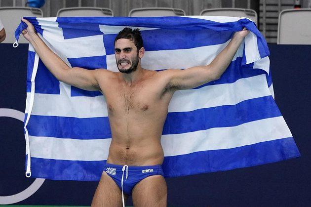 Vodní pólisté Řecka jsou ve finále a získají první olympijskou medaili
