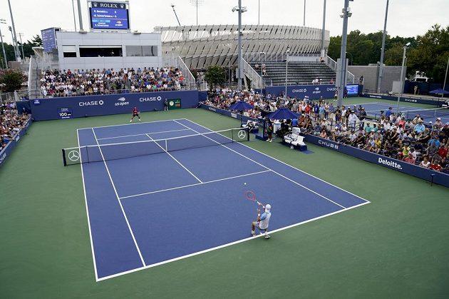 Tenisové US Open v New Yorku