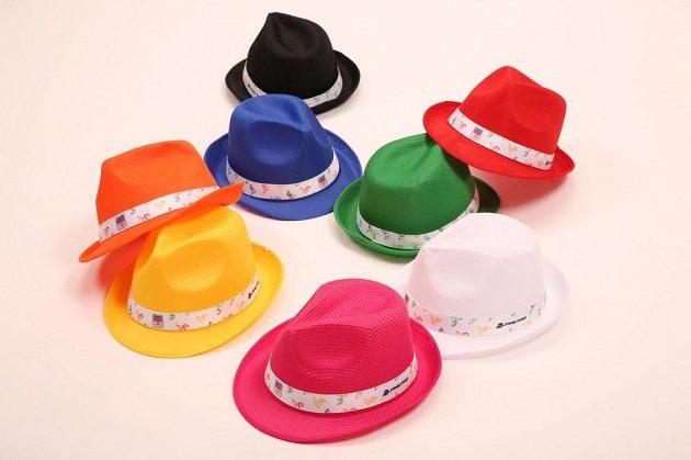 Poznávacím znamením českých sportovců na olympiádě v Riu budou různobarevné kloboučky.