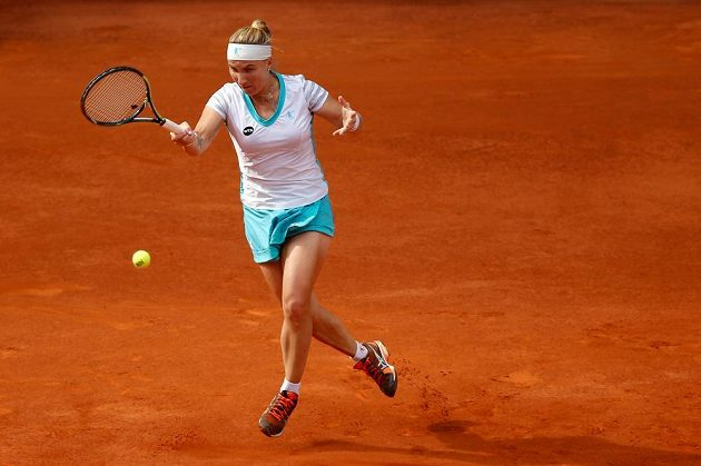 Ruska Světlana Kuzněcovová neměla ve finále proti Petře Kvitové sebemenší šanci.