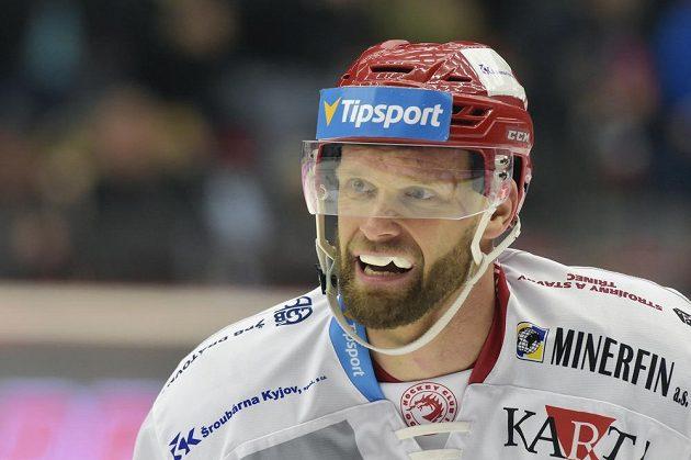 Hokejista Martin Růžička byl hrdinou Ocelářů z Třince.