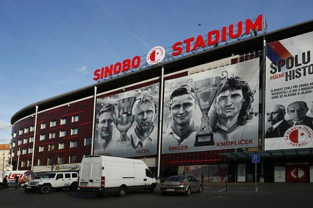 Fotbalový stadion ve vršovickém Edenu se přejmenoval na Sinobo stadium.