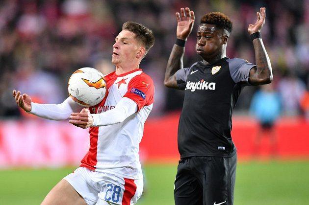 Slavii úvod utkání proti Seville vyšel