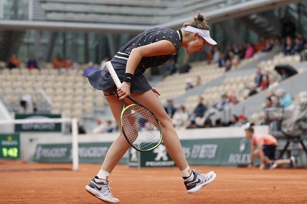 Markéta Vondroušová zažívá pohádkou cestu letošním French Open
