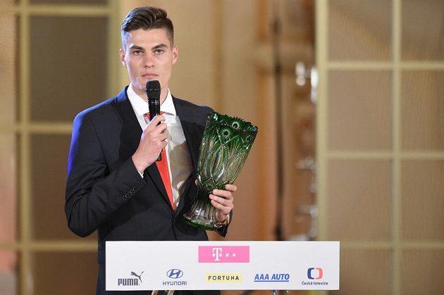 Patrik Schick se stal Talentem roku 2016.