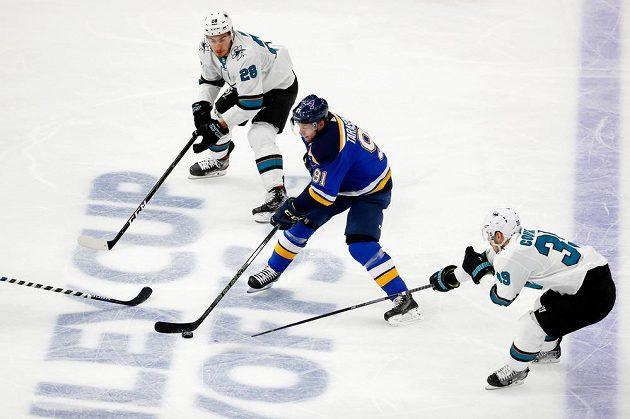 Hokejisté St. Louis měli ve finále Západní konference navrch
