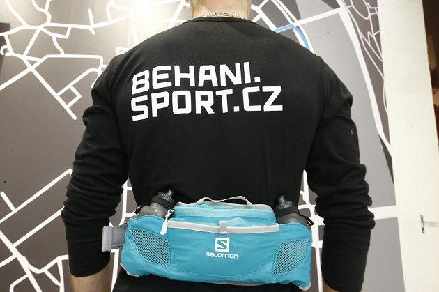 Opasek Salomon Energy Belt: Granátový pás pro maratónce.
