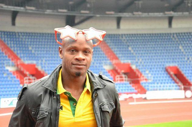 Jamajský sprinter Asafa Powell