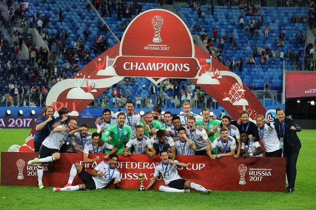 Vítězem Poháru FIFA se stali Němci.
