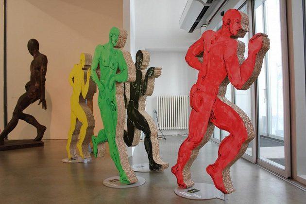 Výstava Sportu zdar!: Všichni běží na výstavu...