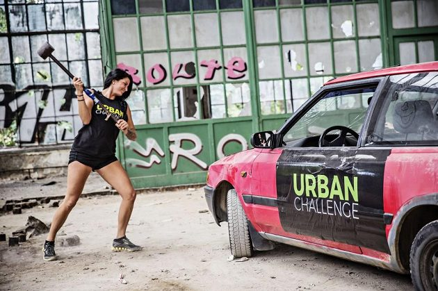 Urban Challenge: Adrenalin pulzující městem.