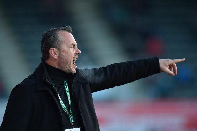 Jablonecký trenér Zdenko Frťala.