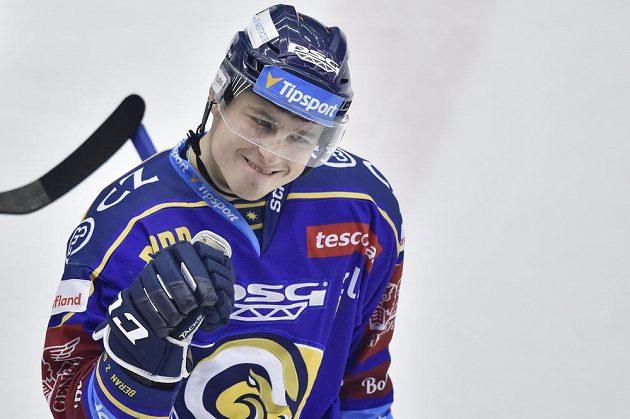 Autor druhého gólu Daniel Gazda ze Zlína.