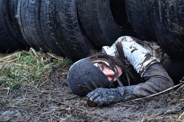 Army run: Smrt pod pneumatikami?