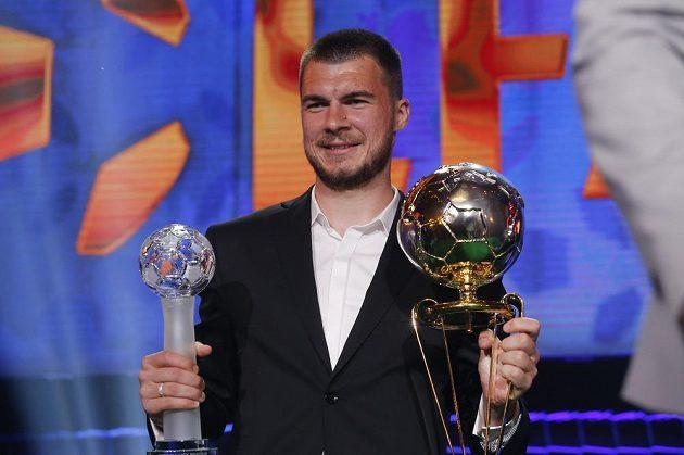 Nikolaj Komličenko si převzal významné ocenění
