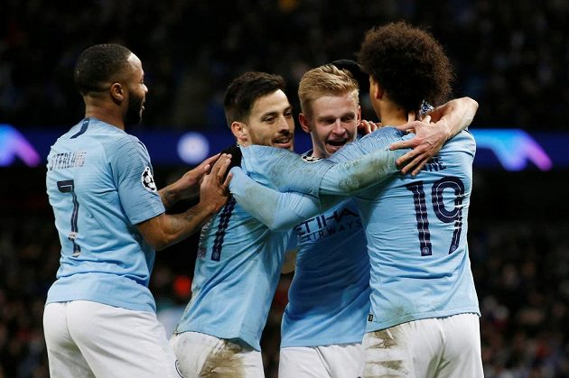 Radost Manchesteru City v duelu se Schalke.