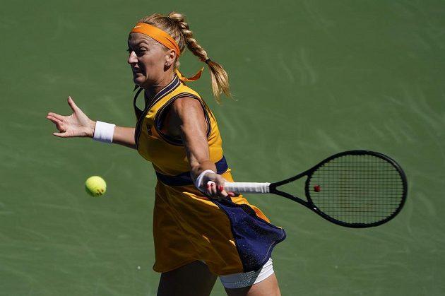 Tenistka Petra Kvitová vrací úder v českém derby na US Open proti Kristýně Plíškové.