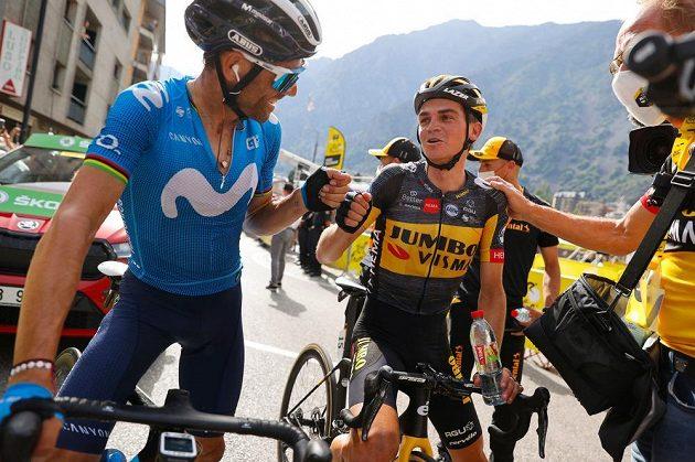 Horskou 15. etapu vyhrál Sepp Kuss a je prvním americkým vítězem v etapě Tour po deseti letech.