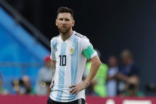Je konec. Argentina a s ní i Lionel Messi na MS v Rusku končí v osmifinále.