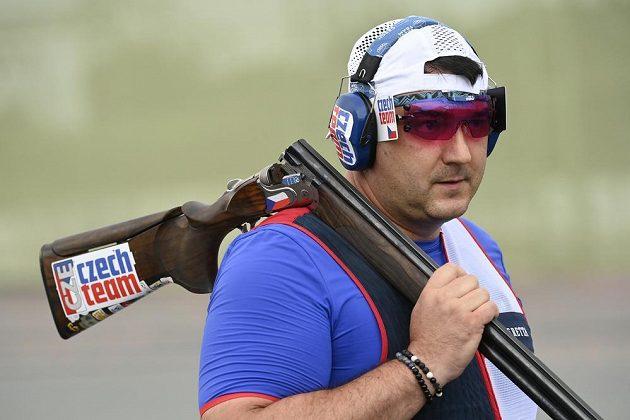 Jiří Lipták je olymijským vítězem
