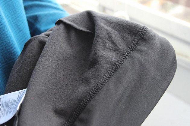 Čepice Adidas Climalite - vnitřní část.