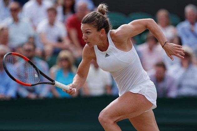 Rumunka Simona Halepová spěchá na tenisový trůn. Vyjde jí to?