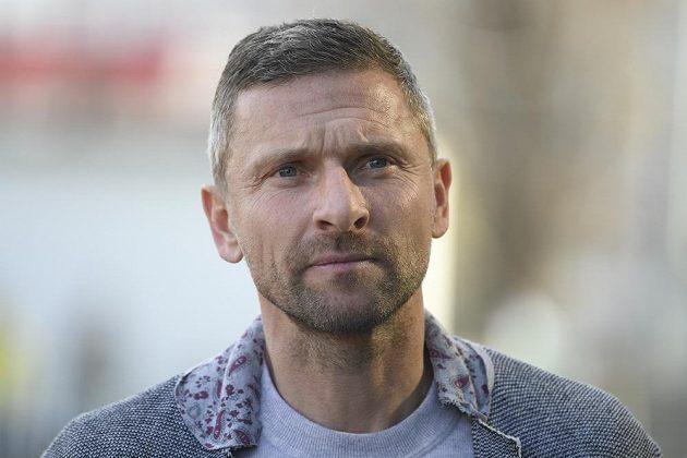 Trenér Bohemians Martin Hašek domácí ligovou výhru neslavil už pořádně dlouho.