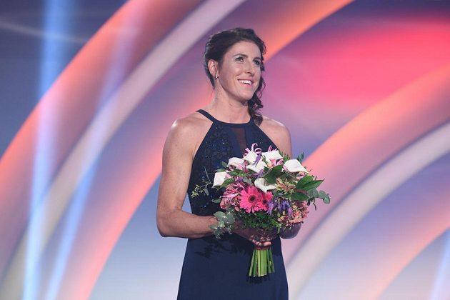 Zuzana Hejnová se stala vítězkou ankety Atlet roku.