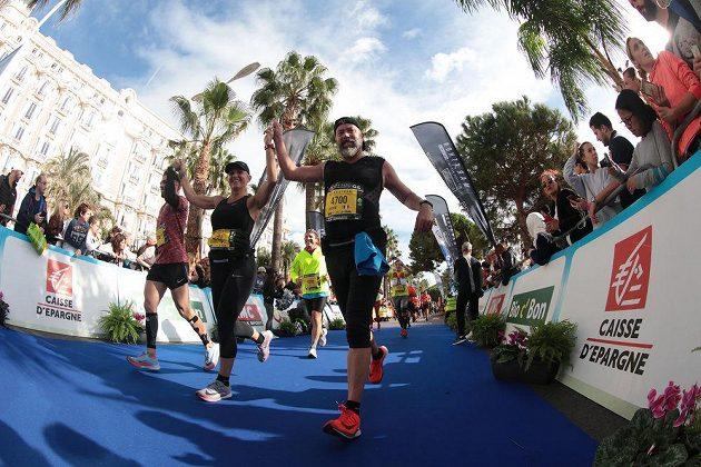 French Riviera Marathon: Není pochyb o tom, že běh znamená více endorfinu.