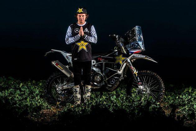 Bývalý mistr světa ve freestyle motokrosu Libor Podmol si v lednu splní jeden velký sen a poprvé v kariéře se postaví na start Rallye Dakar.