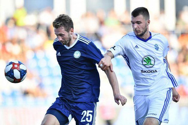 Fotbalisté Mladé Boleslavi bojovali v utkání 2. předkola Evropské ligy s Ordabasy Šymkent.