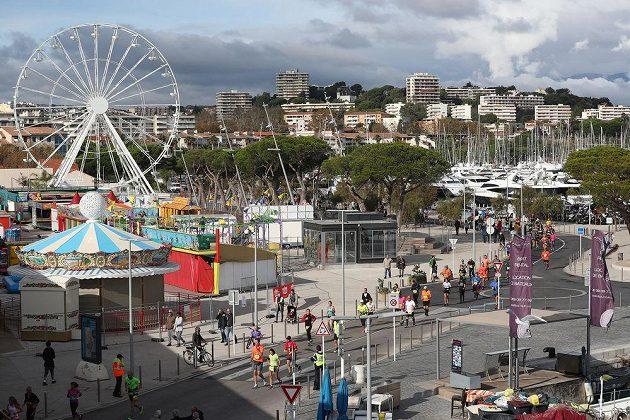 French Riviera Marathon je na Azurovém pobřeží bezesporu svátkem sportu.