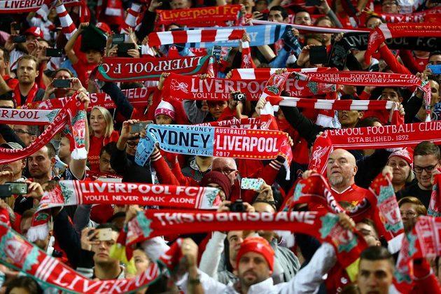 Liverpool je v Sydney jako doma...!
