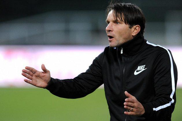 Jablonecký trenér Roman Skuhravý.