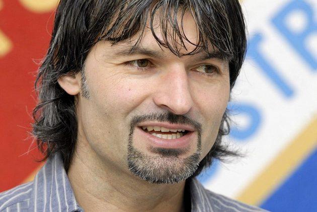 Bývalý fotbalový reprezentant Pavel Srníček.